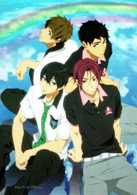 Всплеск! спешл (2015) / Free! Eternal Summer Special
