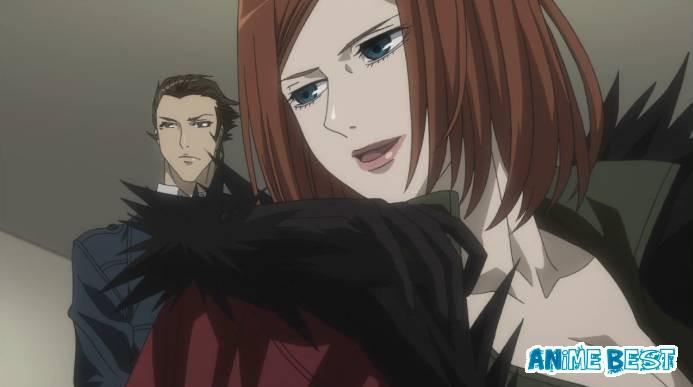 Кровь окаянного пса (1 сезон) / Togainu no Chi -Bloody ... Аниме Кровь Окаянного Пса Шики
